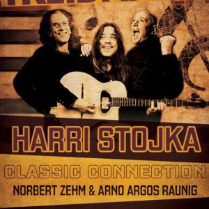 Treibhaus:Harri Stojka – Classic Connection mit Norbert Zehm & Arno Argos Raunig